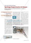 Spritzige Experimente mit Gasen - Einfache Darstellung und Nachweisreaktionen von Gasen in Kunststoffspritzen Preview 1