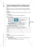 Reaktionen von Gasen genauer untersuchen - Qualitative und quantitative Versuche mit der Spritztechnik Preview 3