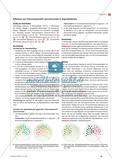 Chemische Chamäleonbällchen - Experimente mit Gasen und Alginatperlen Preview 2
