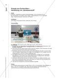 Energie aus Zuckerrüben - Herstellung von Wasserstoff und Nachweis durch Gaschromatografie Preview 5