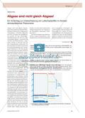 Abgase sind nicht gleich Abgase! - Ein Vorschlag zur Unterscheidung von Luftschadstoffen im Kontext atmosphärischer Phänomene Preview 1