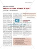 Warum blubbert's in der Brause? - Choice2learn in der Sekundarstufe I Preview 1