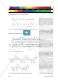 Rotkrautsaftindikator und Kristalldeo – eine unerklärliche Reaktion?: Mit Unterstützung von Modellen eine komplexe Farbreaktion erklären Preview 3