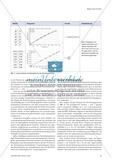Formeln, Tabellen und Diagramme - Einsatz verschiedener mathematischer Darstellungsformen im Physikunterricht Preview 4