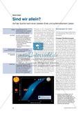 Sind wir allein? - Auf der Suche nach einer zweiten Erde und außerirdischem Leben Preview 1