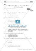 Wirtschaftliche Güter und ökonomisches Prinzip Preview 9