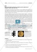 Analyse des Konstantinsbogens: Die Machtetablierung Konstantins des Großen Preview 1