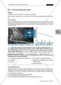 Optik: Lichtquellen, Farbe und Ausbreitung des Lichts Preview 5