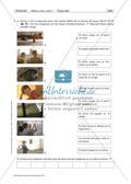 Kurzfilm zur Förderung des Hör-Seh-Verstehens: Analyse der dritten Szene Preview 2