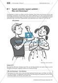 Geschlechterrollen: Begriffsdefinition Preview 1