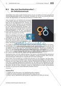 Geschlechterrollen: Begriffsdefinition Preview 4