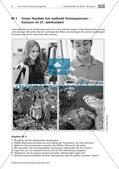 """Religion-Ethik_neu, Sekundarstufe II, Miteinander leben, Wir in der Welt, Handeln in Verantwortung, Wissenschaft und Technik, Umwelt und Natur, Der Mensch, Ethische Positionen, Menschliche Verantwortung, Umweltschutz: Bewahrung der Welt, Personalität, Globale Ethik, Verantwortung, Umweltethik, Verantwortungsethik, Moral, Verantwortung als Konsument, Begriff der """"Handlung"""", Konsumverhalten, Verantwortung übernehmen, Verantwortliches Handeln, Konsequenzen von Handlungen"""
