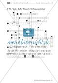 Hans Jonas: Kreuzworträtsel und Lernerfolgskontrolle Preview 2