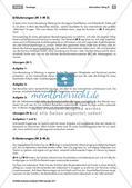 Bewerbungen: Didaktische Erläuterungen und Lösungen Preview 1