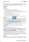 Bewerbungen: Didaktische Erläuterungen und Lösungen Preview 2