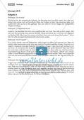 Bewerbungen: Didaktische Erläuterungen und Lösungen Preview 5