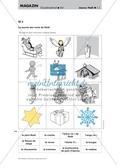 Wörterbucharbeit: Weihnachten Preview 2