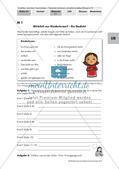 Erstellen und Erkennen von Textsorten: Gedicht, Personenbeschreibung, Märchen, Erzählung Preview 1
