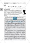 Erstellen und Erkennen von Textsorten: Gedicht, Personenbeschreibung, Märchen, Erzählung Preview 8