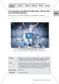 Politik_neu, Sekundarstufe I, Wirtschaft und Arbeitswelt, Arbeitswelt, Crowdworking, Work-Life-Blending, Industrie 4.0, Arbeitsplatz der Zukunft, Arbeitszeitmodelle, Roboter, Digitalisierung, Automatisierung