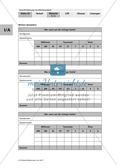 Einführung ins Zehnersystem: Arbeitsblätter Preview 12