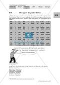 Einführung ins Zehnersystem: Arbeitsblätter Preview 7