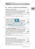 Legespiele: Körperquartett, Bruchrechnen, Prozentrechnung Preview 3
