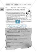 Römische Zahlzeichen: Arbeitsblätter Preview 4