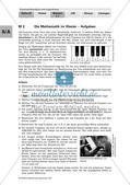Mathematik im Klavier: Exponentialfunktion und Logarithmus Preview 6