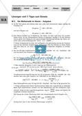 Mathematik im Klavier: Exponentialfunktion und Logarithmus Preview 8