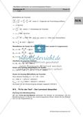 Volumen- und Oberflächenberechnung: Didaktische Erläuterungen, Lösungen und Tipps Preview 11