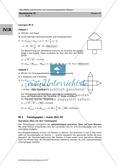 Volumen- und Oberflächenberechnung: Didaktische Erläuterungen, Lösungen und Tipps Preview 6