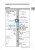 Volumen- und Oberflächenberechnung: Didaktische Erläuterungen, Lösungen und Tipps Preview 7