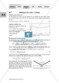 Das Fermat'sche Prinzip: Anwendungsbeispiel zur Differenzialrechnung Preview 12