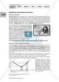 Das Fermat'sche Prinzip: Anwendungsbeispiel zur Differenzialrechnung Preview 2