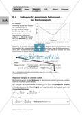 Das Fermat'sche Prinzip: Anwendungsbeispiel zur Differenzialrechnung Preview 8
