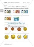 Aufgaben zu Geldwerten und Geldbeträgen Preview 6