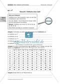 Aufgaben zu Teilern, Vielfachen und Primzahlen Preview 8