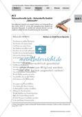 Lyrik der Romantik: Grundstimmung und Sehnsucht von Eichendorff Preview 2