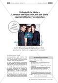 Deutsch_neu, Sekundarstufe I, Sekundarstufe II, Literatur, Literarische Gattungen, Epische Langformen, Romantik, Zwischen Klassik und Romantik