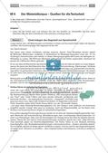 Materialgestütztes Schreiben: Begegnung mit den Materialien und Erstellung des Schreibplans Preview 1