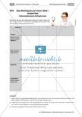 Materialgestütztes Schreiben: Begegnung mit den Materialien und Erstellung des Schreibplans Preview 8