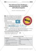 Lernspiel: Wiederholung von Grammatik, Wortschatz und Landeskunde Preview 1