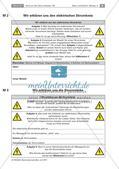 Elektrizität: Stromstärke und Spannung Preview 2