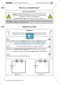 Elektrizität: Stromstärke und Spannung Preview 6