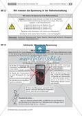 Elektrizität: Parallel- und Reihenschaltung Preview 1