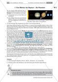 Erde und Weltraum: Sterne und Planeten Preview 2