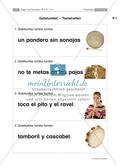 Spanisches Weihnachtslied: Gatatumba Preview 11
