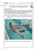 Hinführung zur Grundform des Kraulschwimmens Preview 10