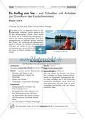 Hinführung zur Grundform des Kraulschwimmens Preview 1